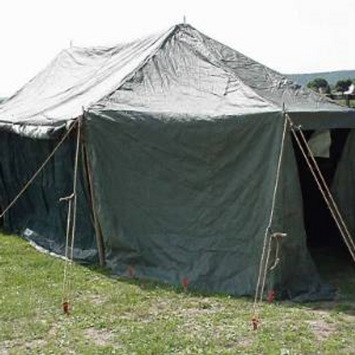 Command Post Tent M-1945