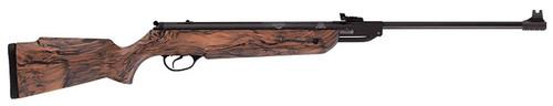 Hatsan 70 Woodgrain Air Rifle .177, Walnut Stock, 495 fps
