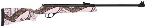 Hatsan .177 Air Rifle, Pink mossy oak camo, 495 fps
