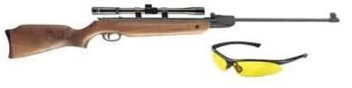 Hatsan 55S-Combo Air Rifle .177, Optima Scope