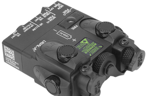 G&P DBAL Laser and Infrared Designator with IR Illuminator