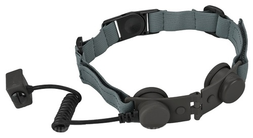Element Z-Tactical Throat Mic Adapter For Z029 Headset - Foliage