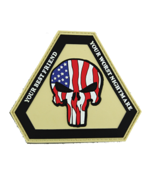 American Punisher - Morale Patch