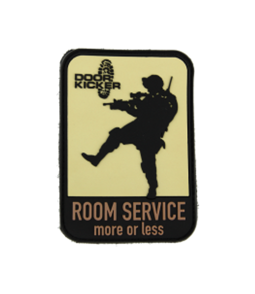 Room Service - Tan - Morale Pach