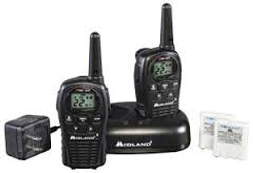 Midland LXT500 Two Way Radio Set