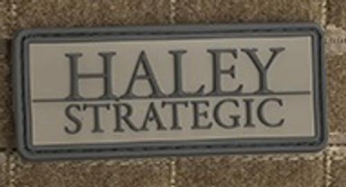 Haley Strategic Partners PVC - Morale Patch - OD