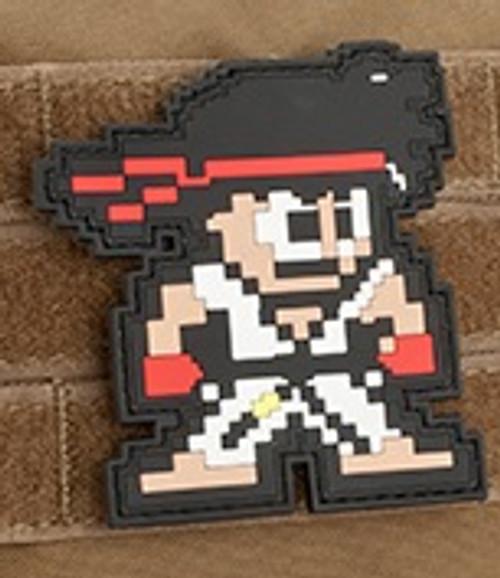 8-Bit Ryu - Morale Patch
