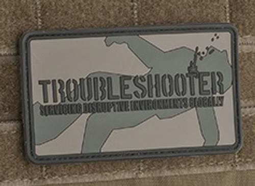 Trouble Shooter PVC - Morale Patch
