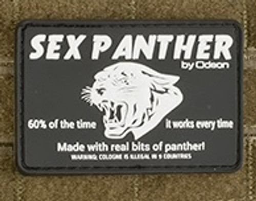 Sex Panther - Morale Patch - Glow in the Dark