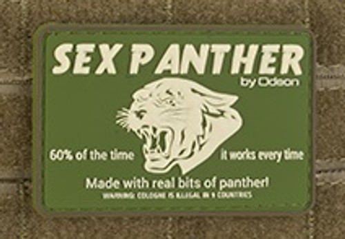 Sex Panther - Morale Patch - Multicam