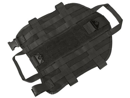 Pro-Arms Tactical Dog Vest - Black
