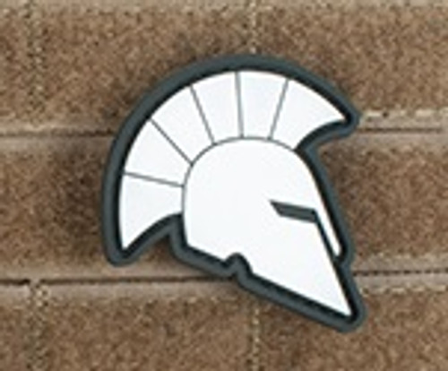 Spartan Helmet - PVC Patch