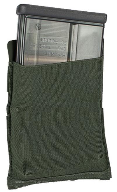 Blue Force Gear Ten-Speed HK417 Single Mag Pouch - Camo Green