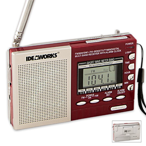 Digital Worldwide Radio