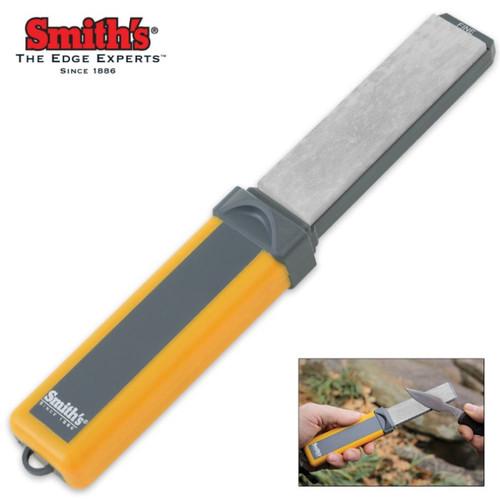 Smiths Diamond / Arkansas Stone Combination Knife Sharpener