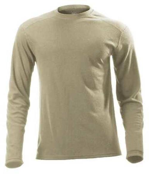 DRIFIRE Mid-Weight LS T-shirt - Desert Sand