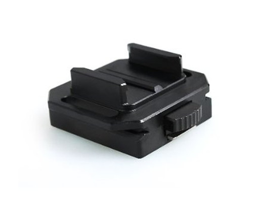 HERO Gear Aluminum NVG Mount for GoPro Wearable Cameras