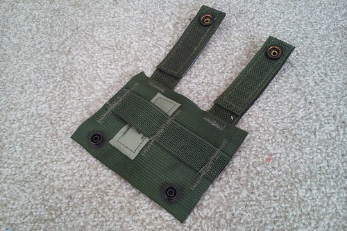 U.S. Armed Forces MOLLE II Alice Clip Adapter - Olive Drab