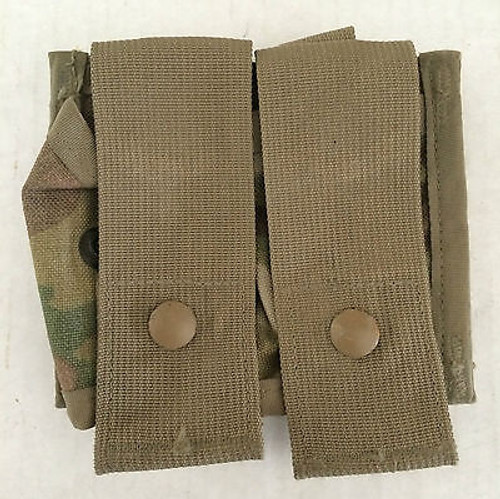 U.S. Armed Forces 40mm Double Grenade Pouch - Multicam