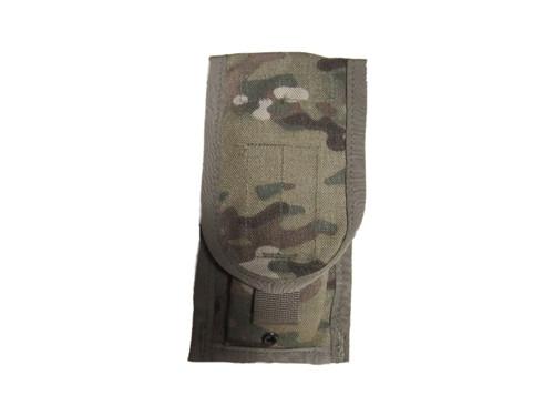 U.S. Armed Forces M.O.L.L.E. II M-4 Double Mag Pouch - Multicam