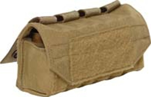 U.S. Armed Forces Eagle Shotgun 24 Round Ammo Pouch - Coyote Tan