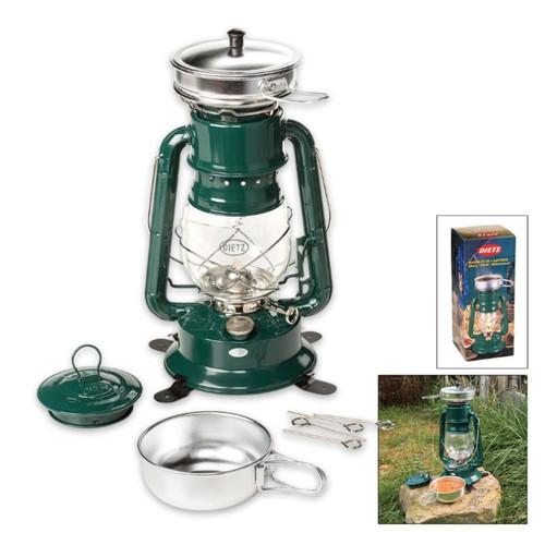 Dietz Lantern Cooker Green