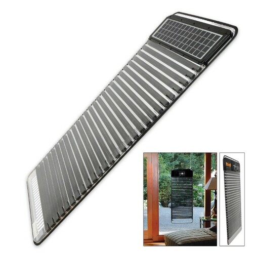 Sun God Solar Powered Heater