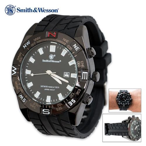 Smith & Wesson Field Watch - Black