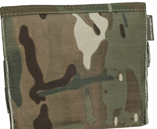 Emerson Gear Invisible Hideaway Pull-Out Magazine Dump Pouch - Camo