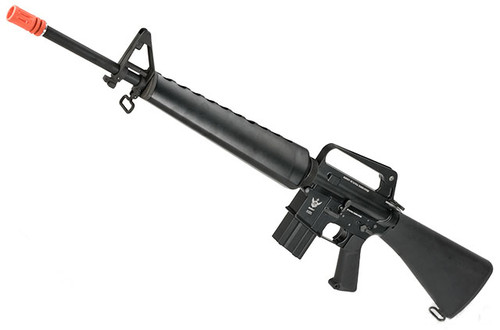 WE-Tech M16-A1 Full Metal Gas Blowback Airsoft Rifle