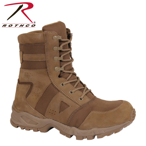 Forced Entry Tactical Boot AR 670-1 - Coyote