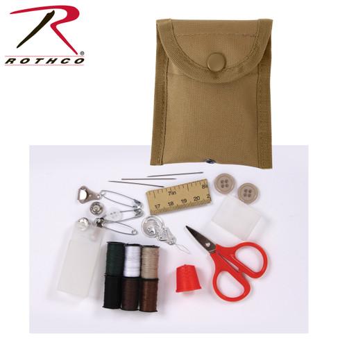 Rothco G.I. Style Mulitcam Sewing/Repair Kit