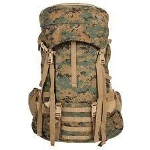 61026bd979b Authentic Military Issue. U.S. Armed Forces USMC ILBE ARC'TERYX BackPack -  Marpat