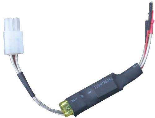 Matrix Mosfet FET extension wiring set - Large Tamiya Plug