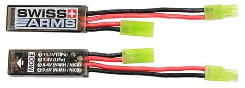 Swiss Arms Programmable Mosfet Burst Unit For AEG Rifles (Version II / Adjustable Power Source)
