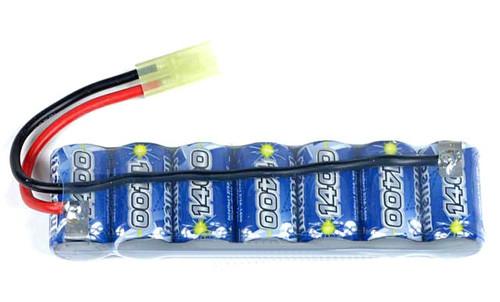 Intellect 8.4V 1600mAh Custom Battery Pack for Star / ARES L85 AFV