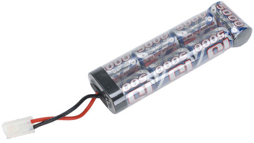 Intellect 8.4V 5000mAh Ni-MH Large Type Battery