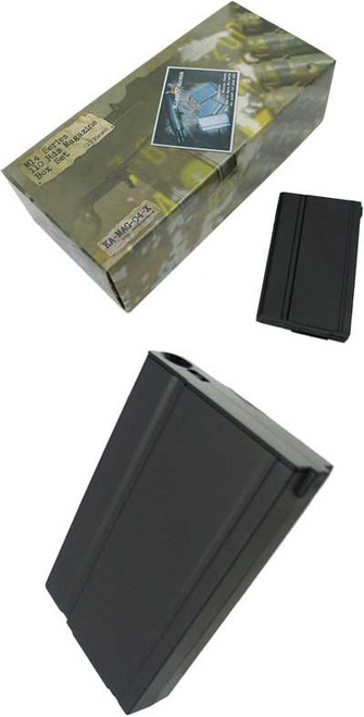King Arms M14 110rd Mag for M14 series Airsoft AEG Rifle (Box Set of 10)