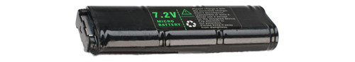 JG OEM 7.2v 500mAh Spare Mini Type NiMH Battery for WELL / JG VZ61 / Scorpion / MAC10 AEP
