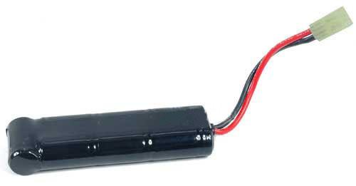 Matrix High Output 8.4V 1600mAh Ni-MH Small Type Battery.