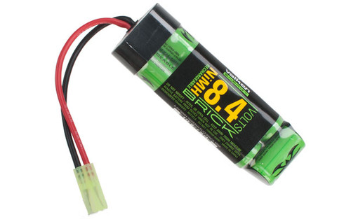 Valken Energy 8.4v 1600mAh High Performance Brick Small Type NiMH Battery