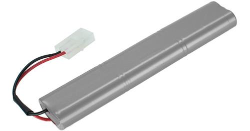 Double Eagle 7.2V 500 mAh Custom Battery for M83/M4 RIS/SR1 Style AEG