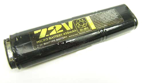 Spare Battery for Tokyo Marui, TSD, CYMA CM030 G Series 18C AEP