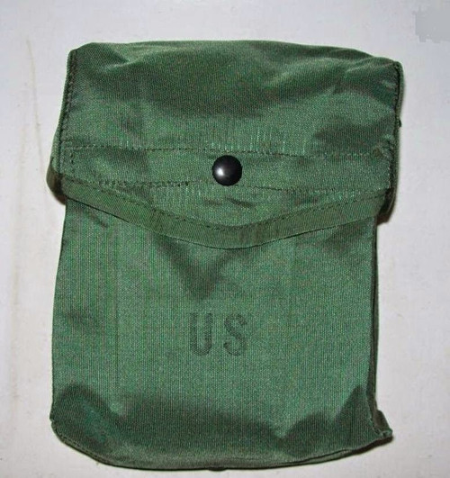 U.S. Armed Forces 200 Round Saw Pouch w/ Molle Adaptor