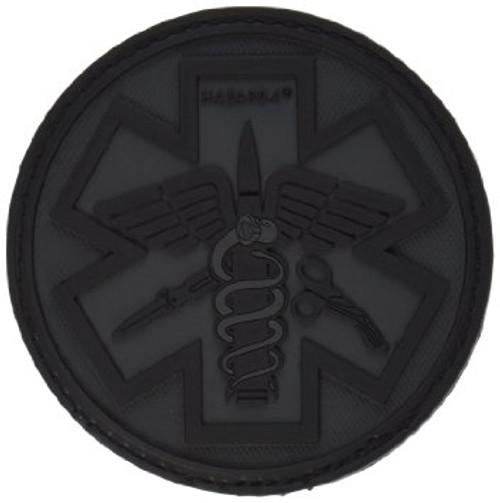 Hazard 4 Paramedic PVC - Morale Patch - Black