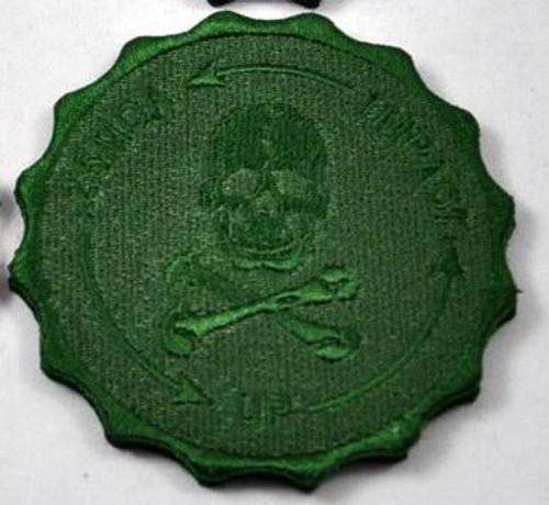 0.25 MOA Sniper - Morale Patch - OD Green