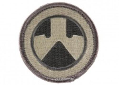 Magpul Dynamics Logo Circle - Morale Patch - Grey
