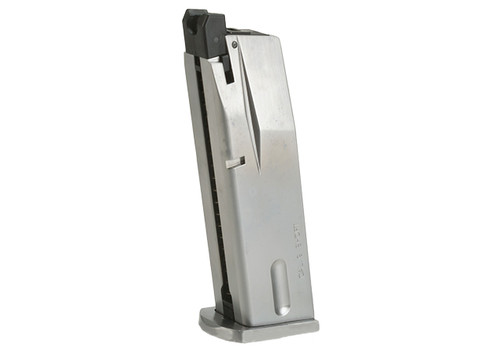 Magazine for WE-Tech M84/S92 Airsoft GBB Pistol - Silver