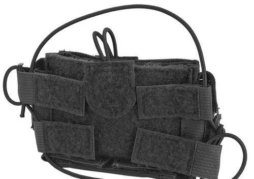 HSG NVG Counterbalance Pouch For NVGs By RE Factor - Black