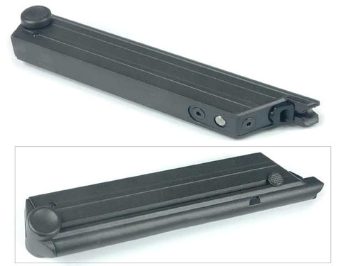 WE Spare Magazine for P08 / Luger Series Airsoft Gas Blowback (Black)